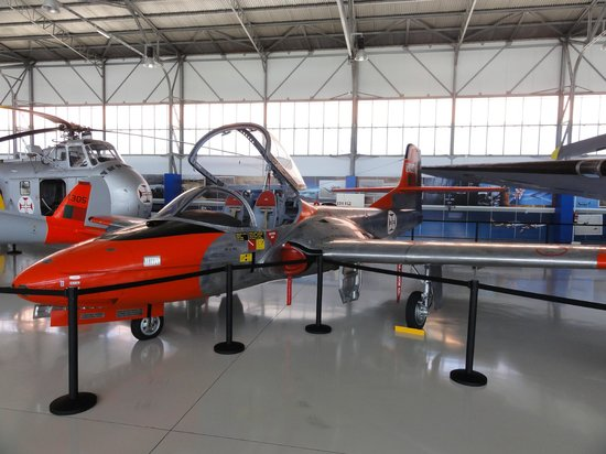 Museu do Ar: Un avion