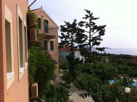 Dafnoudi Hotel: Hotel