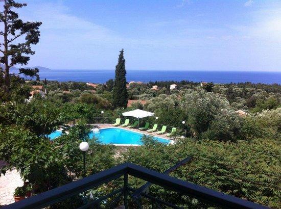 Dafnoudi Hotel: Pool