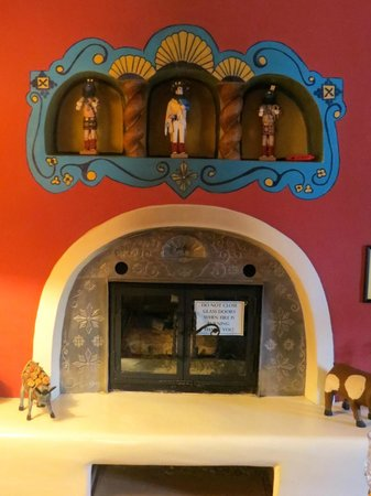 El Paradero Bed and Breakfast Inn: Authentic details!