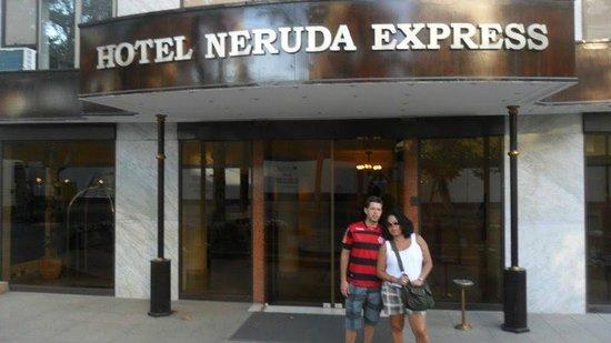 Hotel Neruda Express : Simples, bom e economico!
