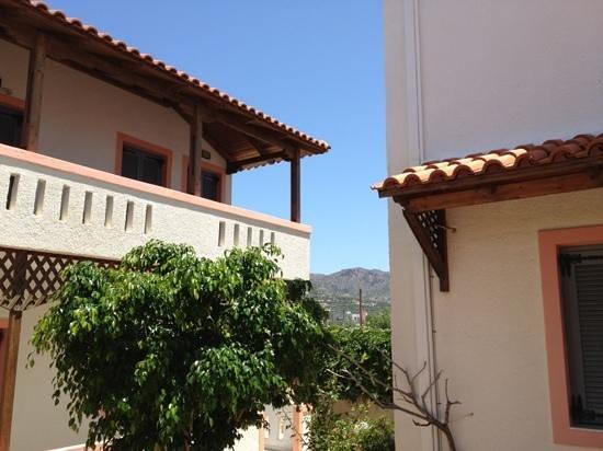 Palmira Apartments : mountain vieuw
