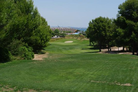 Lumine Mediterránea Beach & Golf Community: Hoyo 3