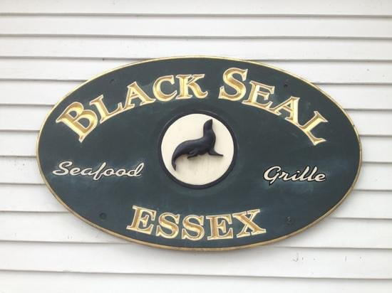 Black Seal Seafood Grille: Black seal
