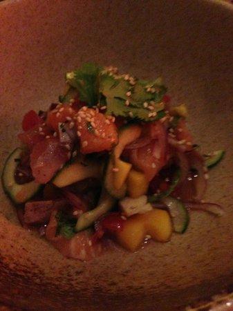 Jinsei Sushi LLC: Amazing Ceviche