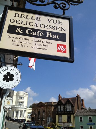Belle Vue Delicatessan and Cafe Bar