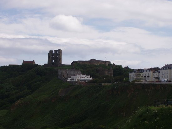 The Helaina: Scarborough Castle