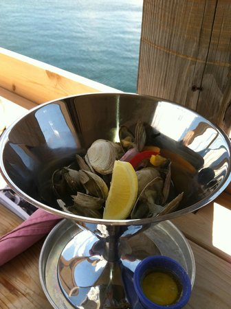 Mine Oyster : Great steamers!