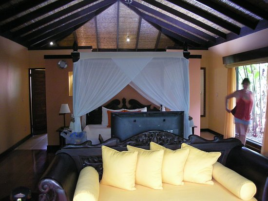 Rio Celeste Hideaway Hotel: OUR BEDROOM