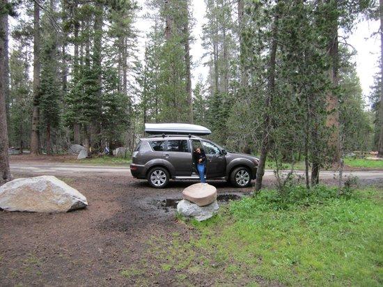 White Wolf Campground : Wite Wolf