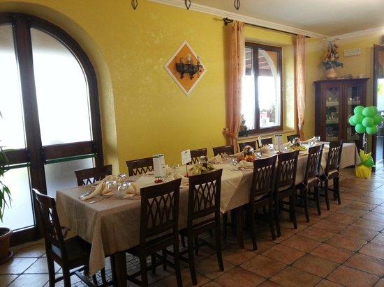Capriglia Irpina, إيطاليا: Sala interna