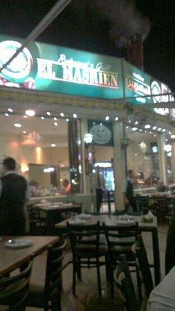 El Masrien Grill Restaurant : el masrien next to entrance of old marlet