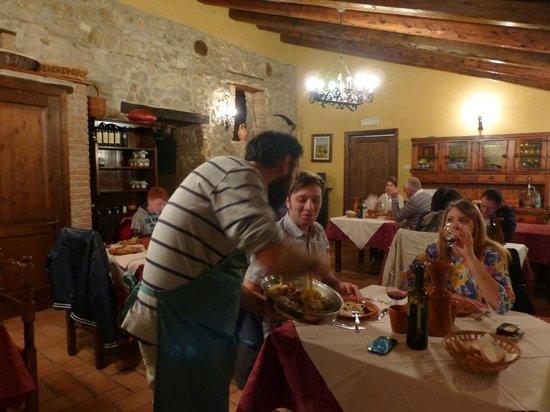 Agriturismo Il Borgo nelle Querce: il proprietario