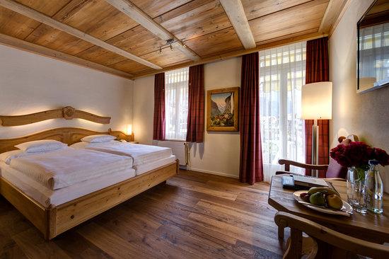 Hotel Schönegg: Doppelzimmer