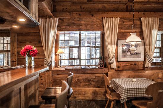 Romantik Hotel Schoenegg : Bar