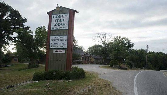 Green Tree Lodge: property view