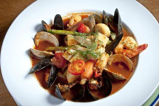 Haydn Zug's: Seafood Bouillabaisse