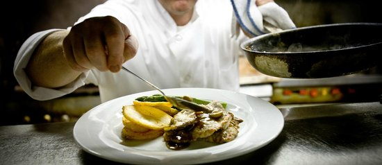 Haydn Zug's: Chef Black's Finishing Touches