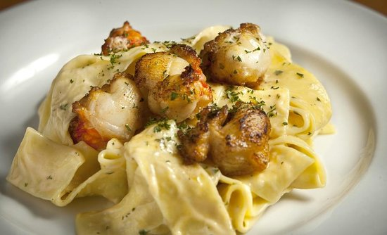 Haydn Zug's: Brown Butter Lobster Pappardelle