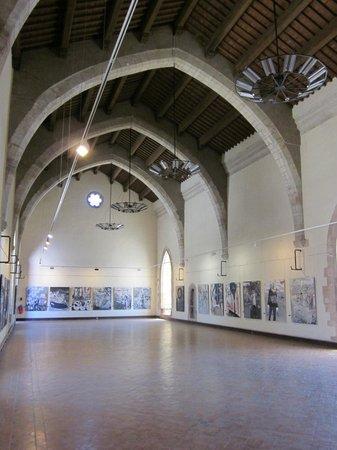 Intrieur Du Palais Des Rois De Majorque  Perpignan  Photo De