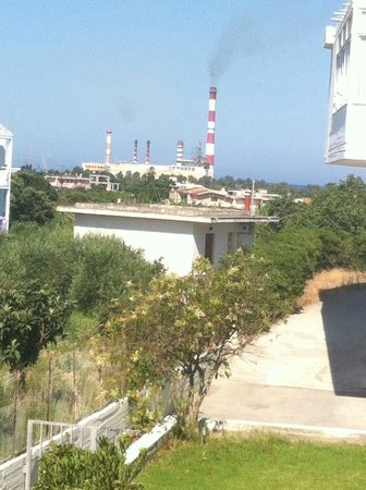 Summer Dream Hotel: The infamous Power Station