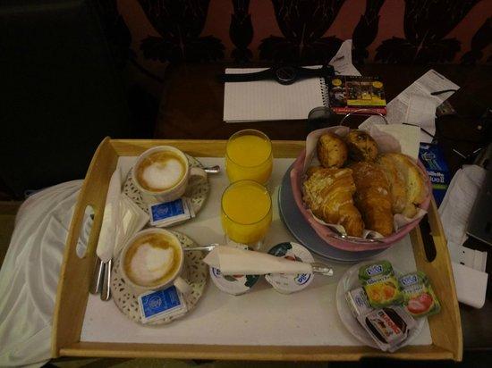 Antica Dimora de Michaelis: Breakfast
