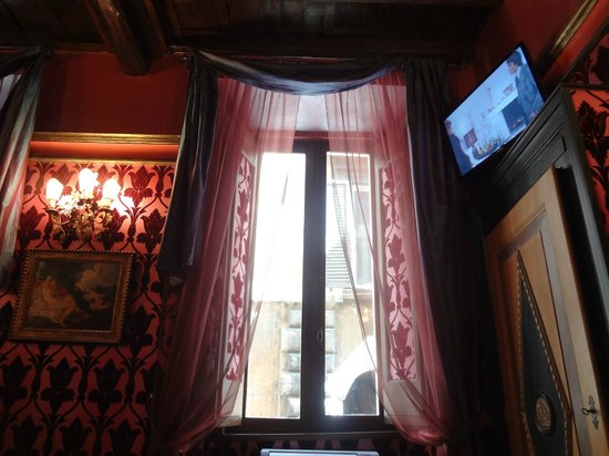 Antica Dimora de Michaelis: View from the bed