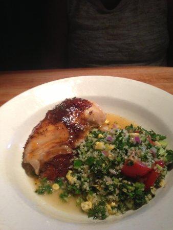 Houston's: Rotisserie chicken
