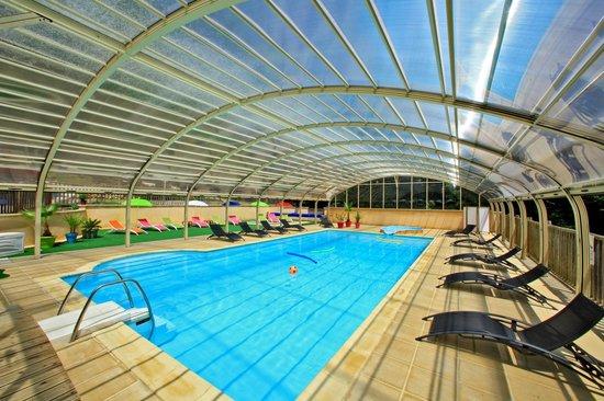 Le Club Vert Perigord: piscine