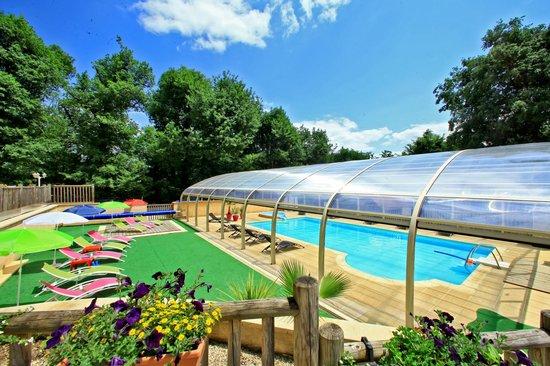 Le Club Vert Perigord: plage - piscine