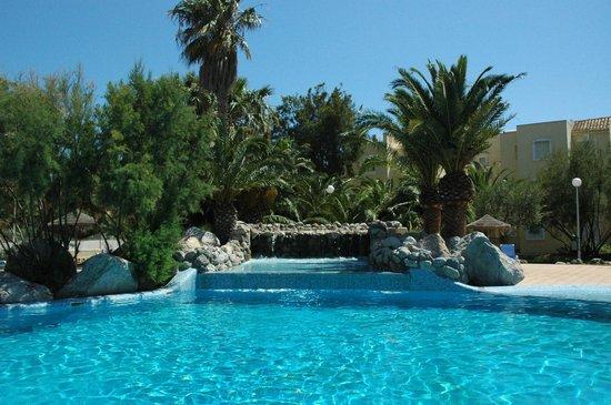 Apartamentos Moguima: piscina!