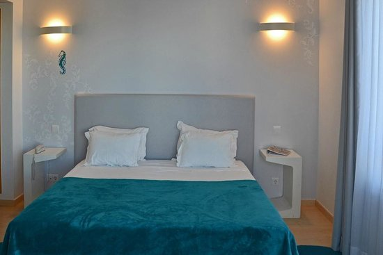 Mareta Beach Boutique Bed & Breakfast : Nice room with delicate colours