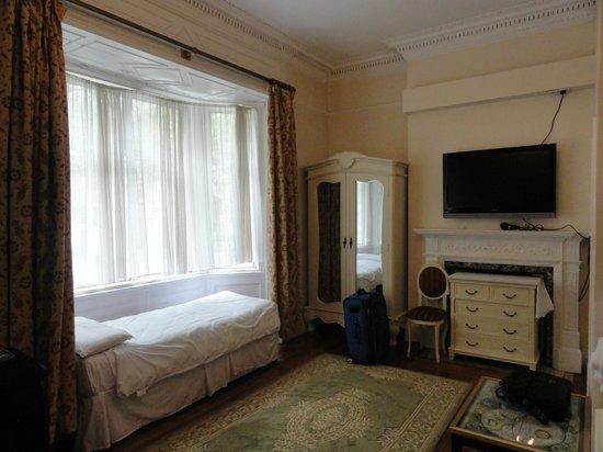Kilronan House : Third Bed