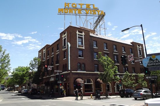 Hotel Monte Vista: The Monte V