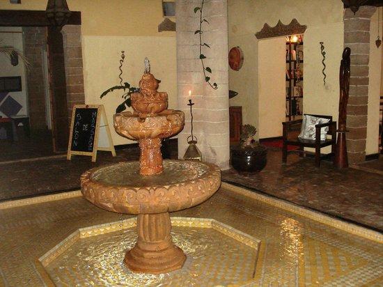 Les Terrasses d'Essaouira : Gelijkvloers riad