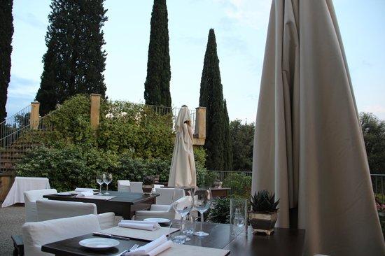 Il Salviatino : Terrace