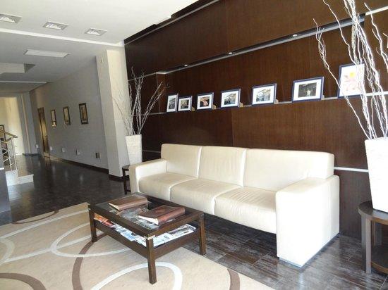 Kapri Hotel: В холле отеля