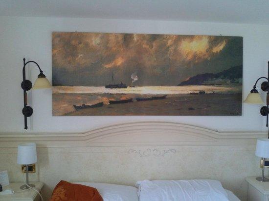 Hotel La Tana dello Scoiattolo: letto
