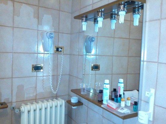 Hotel La Tana dello Scoiattolo: bagno