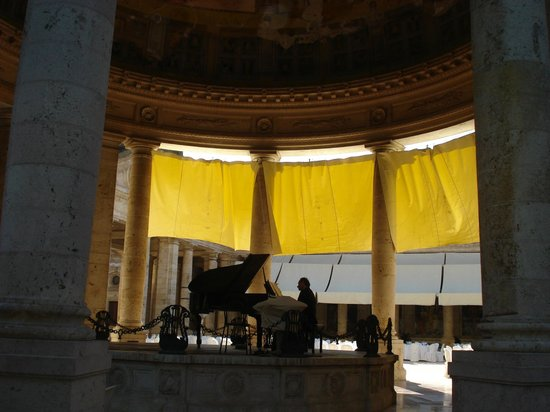 Grand Hotel Nizza et Suisse: il pianista pomeriiano al Tettuccio