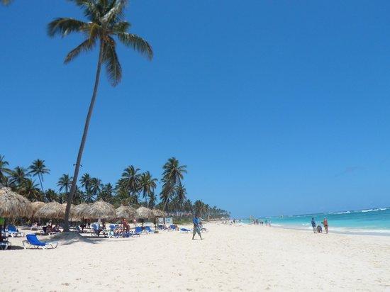 Luxury Bahia Principe Ambar Don Pablo Collection: Our beach