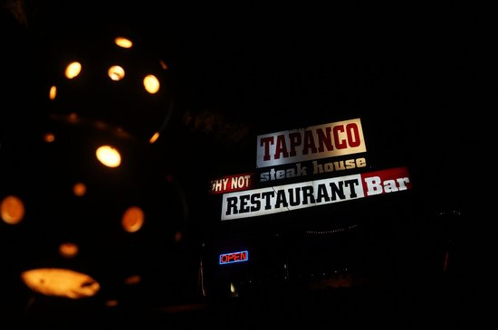 Tapanco: WHY NOT!