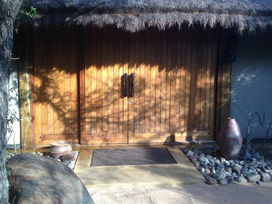Camp Jabulani: Vila
