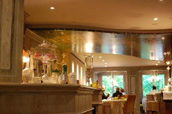 Hotel Le Moulin : Reception