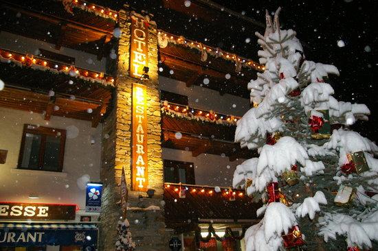 Hotel Le Glacier des Evettes
