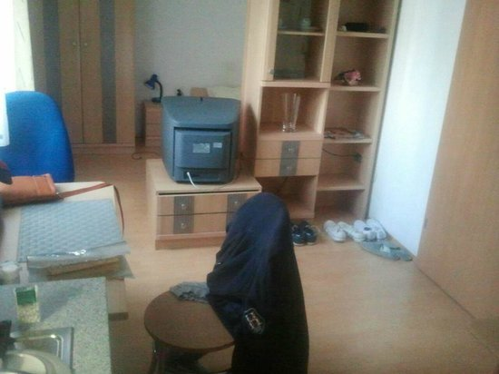 Comfort Appartementhaus Blümel: my room!its looks much better on pic