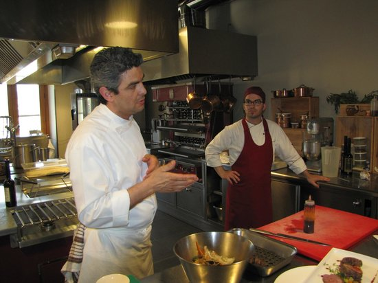 Locanda Gulfi: Class with Chef Florida