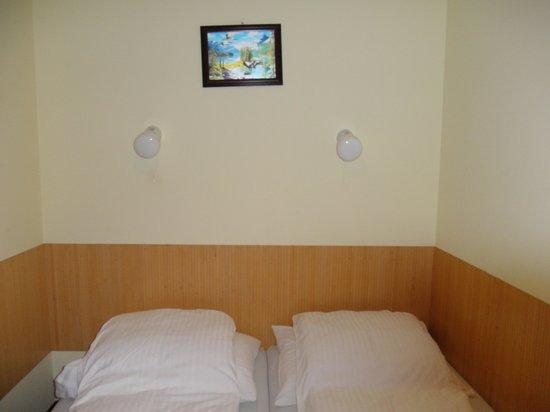 Hotel Chesscom: Letti