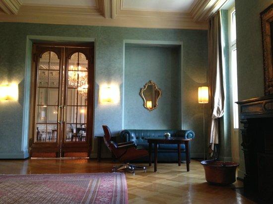 Grand Hotel Kronenhof: Hotel