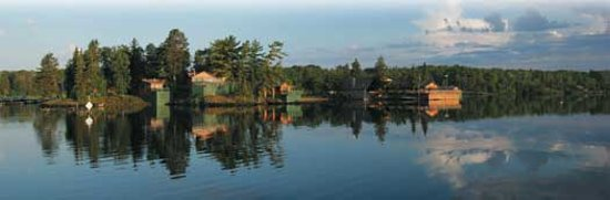Totem Resorts: All of our cabins have a great view of the lake